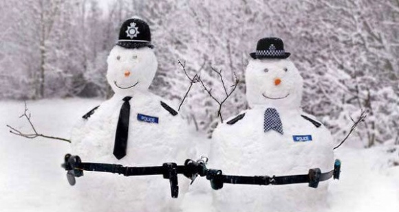 Funny and creative snowmen you can make this winter – blogmas day8