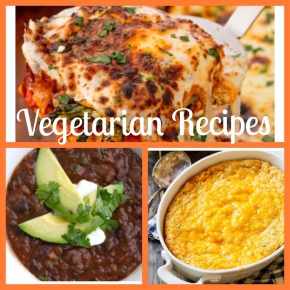 My 3 Favorite VegetarianRecipes